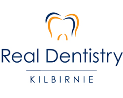 Real Dentistry logo