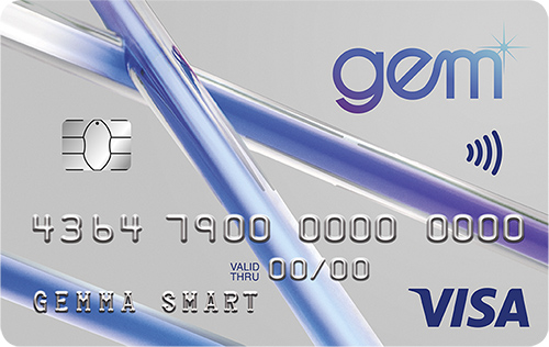 Gem Visa Card