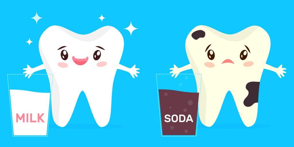 Diet Affects Teeth